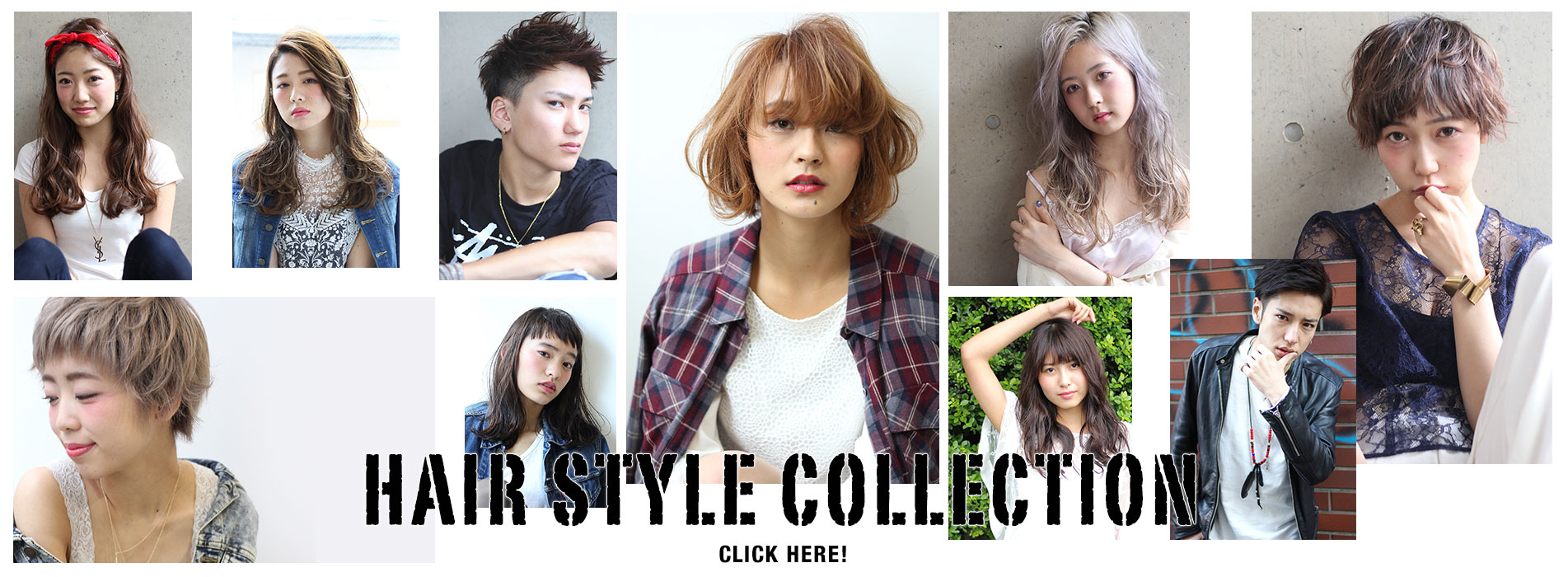 HAIR STYLE COLLECTION