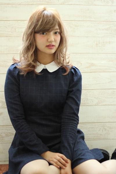 甘いピュア髮