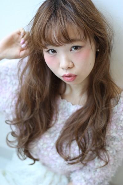 甘ーいピュア髮