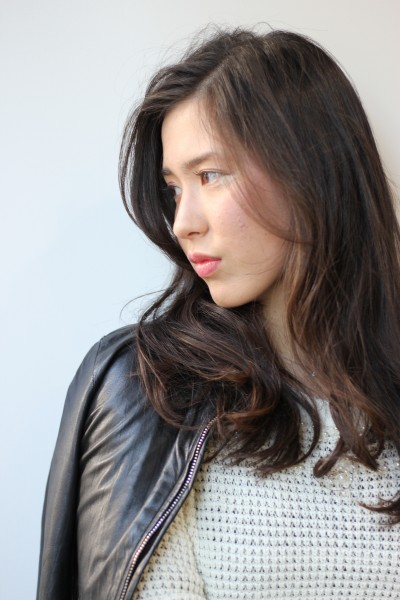 色気×ゆるリラックスな潤い髮