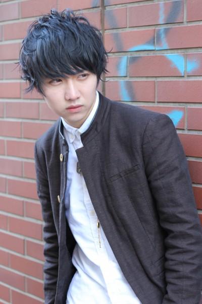 【BAMBINI】黒髮だからこそオシャレでかっこ良く★黒髮ショート