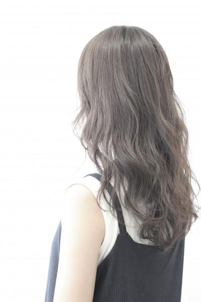 【外国人風カラー】ハイライト+グレージュ